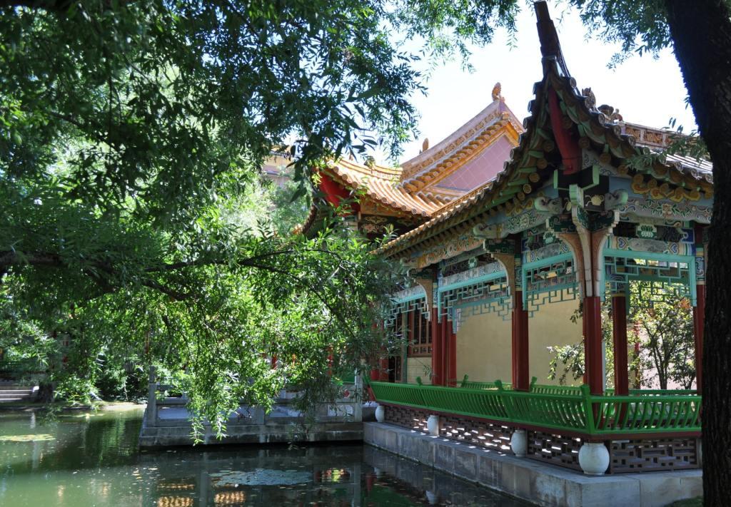 China Garten Zurich